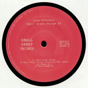 OLIVOTTO, Luca - Small Great Things EP