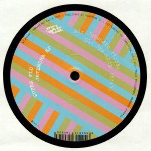 SUPER FLU - Jetendra EP