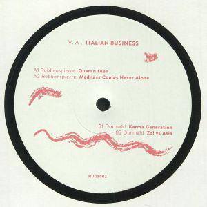 ROBBENSPIERRE/DORMALD - Italian Business