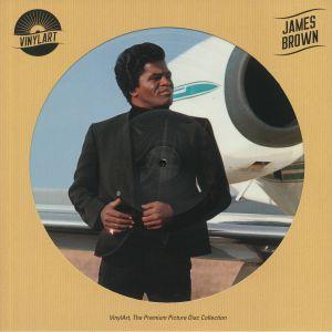 BROWN, James - Vinylart: James Brown