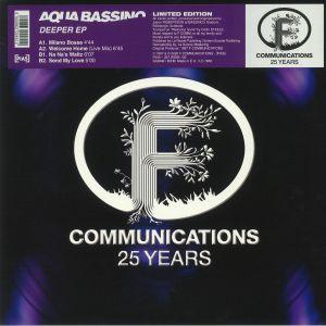 AQUA BASSINO - Deeper EP (remastered)