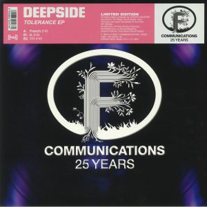 DEEPSIDE aka LUDOVIC NAVARRE - Tolerance EP (remastered)
