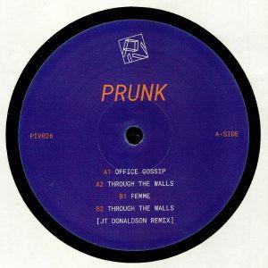 PRUNK - Through The Walls EP
