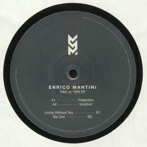 MANTINI, Enrico - 1993 vs 1995 EP