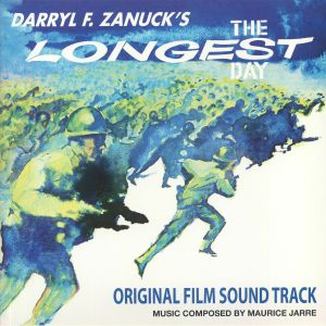 JARRE, Maurice - The Longest Day (Soundtrack)
