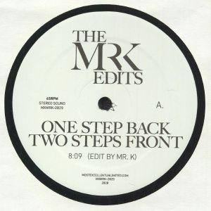 MR K - One Step Back Two Steps Front