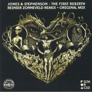 JONES & STEPHENSON - The First Rebirth (remix)