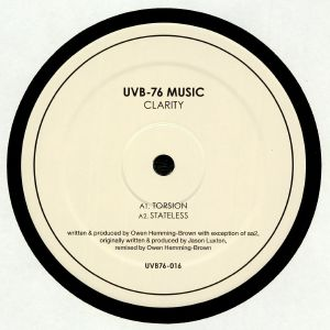 CLARITY - UVB 76016