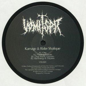 KARNAGE/RIDER SHAFIQUE - One