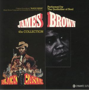 BROWN, James - Black Caesar: 45s Collection