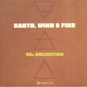 EARTH WIND & FIRE - 45s Collection