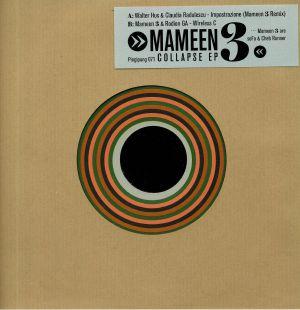 MAMEEN 3/WALTER HUS/CLAUDIA RADULESCU/RODION GA - Collapse EP