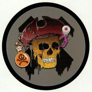 VORTEKS/TEKSA/SKRY/DRAVER - Acid Pirate 09