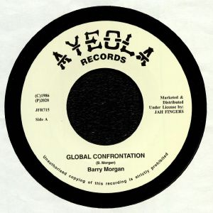 MORGAN, Barry - Global Confrontation