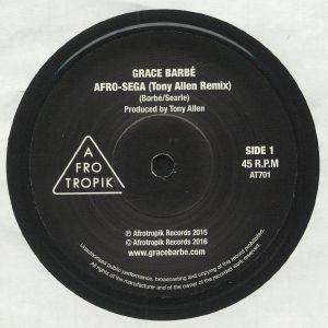 BARBE, Grace - Afro Sega