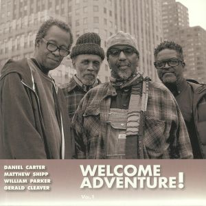 CARTER, Daniel/MATTHEW SHIPP/WILLIAM PARKER/GERALD CLEAVER - Welcome Adventure Vol 1