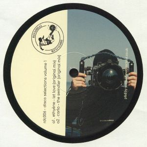 ETHYENE/CARLO/HOTMOOD/REES - Disco Selections Volume 1