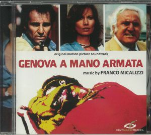 MICALIZZI, Franco - Genova A Mano Armata (Soundtrack)