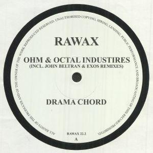 OHM/OCTAL INDUSTIRES - Drama Chord