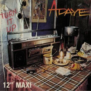 ADAYE - Turn It Up
