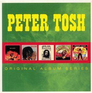 TOSH, Peter - Original Album Series