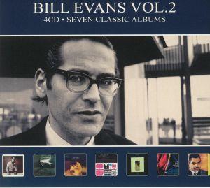 EVANS, Bill - Vol 2: Seven Classic Albums