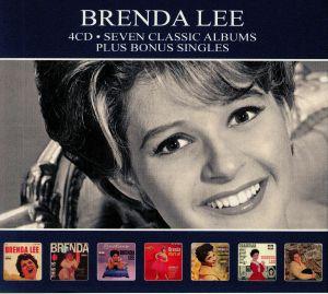 LEE, Brenda - Seven Classic Albums Plus Bonus Singles