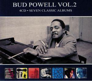 POWELL, Bud - Seven Classic Albums Vol 2
