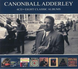 ADDERLEY, Cannonball - Eight Classic Albums