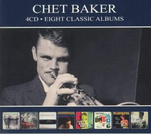 BAKER, Chet - Eight Classic Albums