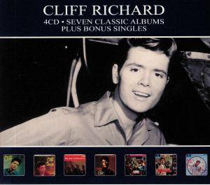 RICHARD, Cliff - Seven Classic Albums & Bonus Singles