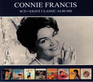 FRANCIS, Connie - Eight Classic Albums