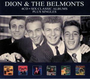 DION & THE BELMONTS - Six Classic Albums Plus Singles