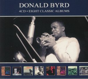 BYRD, Donald - Eight Classic Albums