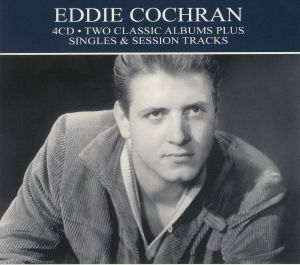 COCHRAN, Eddie - Two Classic Albums Plus Singles & Session Tracks