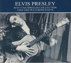 PRESLEY, Elvis - USA Singles Collection 1954-1962 Plus Bonus EP's