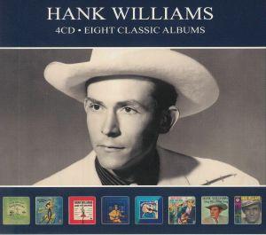 WILLIAMS, Hank - Eight Classic Albums