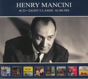 MANCINI, Henry - Eight Classic Albums