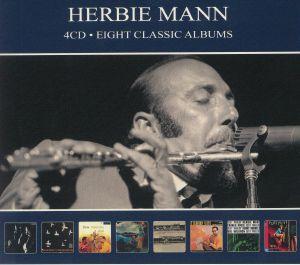MANN, Herbie - Eight Classic Albums