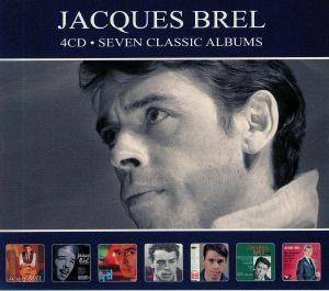 BREL, Jacques - Seven Classic Albums