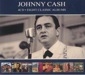 CASH, Johnny - Eight Classic Albums