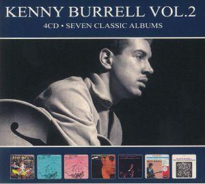 BURRELL, Kenny - Seven Classic Albums Vol 2