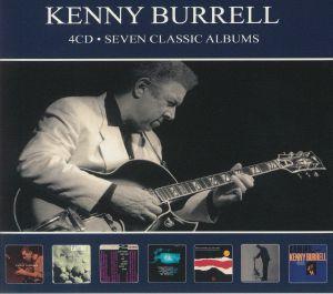 BURRELL, Kenny - Seven Classic Albums