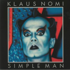 KLAUS NOMI - Simple Man (reissue)