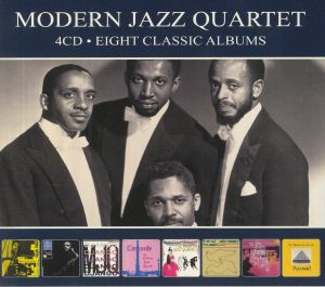 MODERN JAZZ QUARTET - Eight Classic Albums