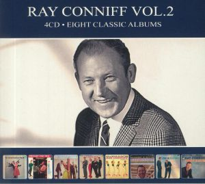 CONNIFF, Ray - Eight Classic Albums Vol 2