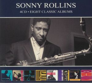 ROLLINS, Sonny - Eight Classic Albums