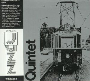 BOILLAT THERACE QUINTET - Boillat Therace Quintet Plus 3 (reissue)