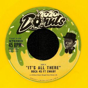 BOCA 45/THE BRYAN MUNICH ALL STARS - It's All There