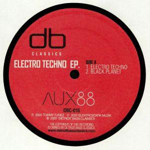 AUX88 - Electro Techno EP
